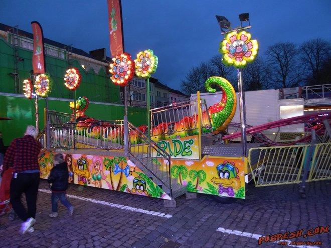 Re: Carnavalskermis Tienen (B) 2016